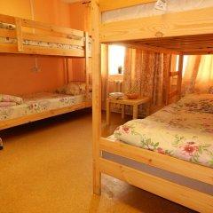 Хостел Панда Кровать в мужском общем номере с двухъярусными кроватями фото 5