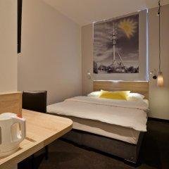 Отель Letomotel Munchen City Nord 3* Стандартный номер фото 3