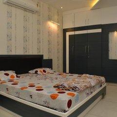 Отель Luxury Inn Апартаменты с различными типами кроватей фото 16