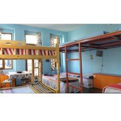 Chillout Cengo Hostel Кровать в общем номере с двухъярусной кроватью