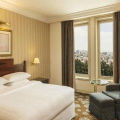 Sheraton Amman Al Nabil Hotel комната для гостей фото 3