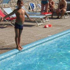 Отель Gasthof Anny Марленго бассейн