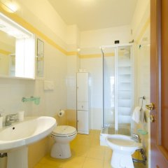 Отель Domus Fiera di Roma Village ванная