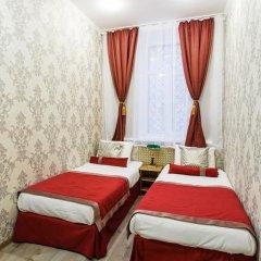 Мини-Отель Новый День Стандартный номер двуспальная кровать фото 19