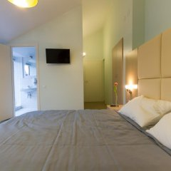 Mini Hotel Nevskaya Panorama Стандартный номер разные типы кроватей фото 8