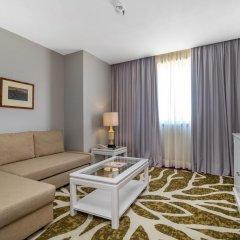 Отель Holiday Inn Porto Gaia 4* Стандартный номер с различными типами кроватей фото 3