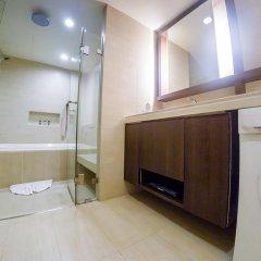 Отель Oakwood Residence Sukhumvit Thonglor Бангкок ванная