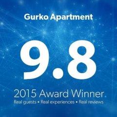 Отель Gurko Apartment Болгария, София - отзывы, цены и фото номеров - забронировать отель Gurko Apartment онлайн фото 5