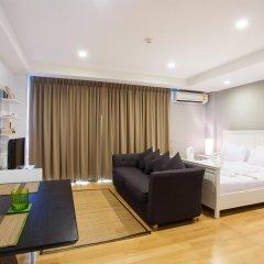 Отель Rocco Huahin Condominium Студия с различными типами кроватей фото 6