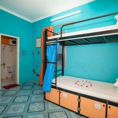 Halong Party Hostel Кровать в общем номере с двухъярусной кроватью фото 4