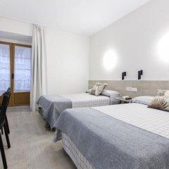 Отель Hostal Castilla II Puerta del Sol Апартаменты с различными типами кроватей фото 4