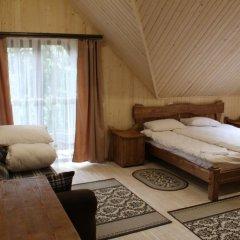 Гостиница Горянин Студия с различными типами кроватей