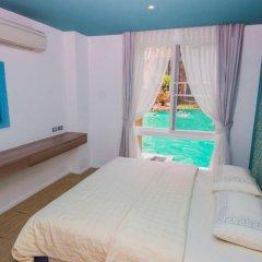 Отель Atlantis Condo Jomtien Pattaya By New комната для гостей фото 2