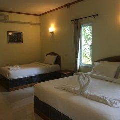 Отель The Fishermans Chalet 3* Улучшенная вилла с различными типами кроватей фото 5