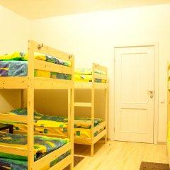 Мини-Отель Компас Кровать в женском общем номере с двухъярусной кроватью фото 6