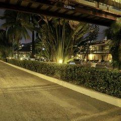 Bali-Hai Hotel парковка