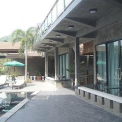 Отель Green View Village Resort 3* Стандартный номер с различными типами кроватей фото 10