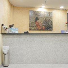 Отель El Jardin Испания, Барселона - отзывы, цены и фото номеров - забронировать отель El Jardin онлайн интерьер отеля фото 2