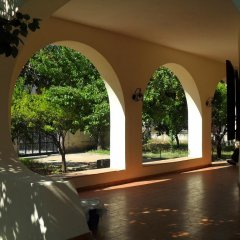 Отель villa teocles Джардини Наксос бассейн