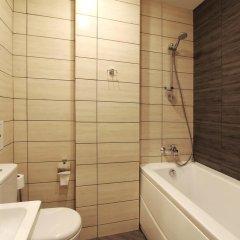 Отель Минима Водный Москва ванная фото 2