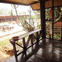 Отель Areeya Phuree Resort балкон