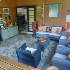 Отель Fare D'hôtes Tutehau интерьер отеля