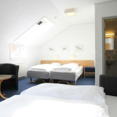 Hotel Gammel Havn - Good Night Sleep Tight 3* Стандартный семейный номер с двуспальной кроватью фото 3