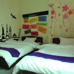 Ha Long Happy Hostel - Adults Only Номер Делюкс с различными типами кроватей фото 5