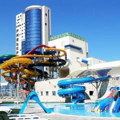 Гостиница Ривьера бассейн