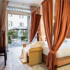 Villa La Vedetta Hotel 5* Стандартный номер с различными типами кроватей фото 6