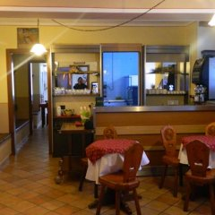 Hotel Antica Posta Кьяверано питание