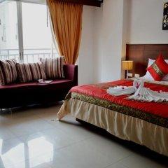Отель Sharaya Residence Patong 3* Номер Делюкс двуспальная кровать