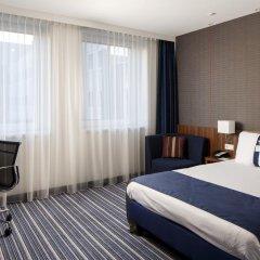 Отель Holiday Inn Express Amsterdam - Sloterdijk Station 3* Стандартный номер с различными типами кроватей фото 3