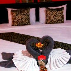 Dengba Hostel Phuket Улучшенный номер с различными типами кроватей фото 27
