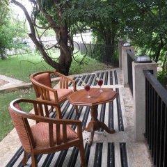 Отель Accia Holiday Resort балкон