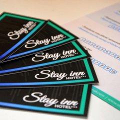Stay Inn Hotel Гданьск интерьер отеля фото 2