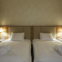 Отель Hilton Milan 4* Номер Делюкс с различными типами кроватей фото 3