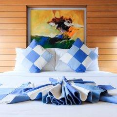 Chaweng Budget Hotel 3* Стандартный номер с различными типами кроватей фото 6