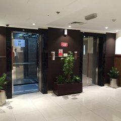 Отель Smana Al Raffa Дубай интерьер отеля фото 5