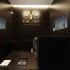 Отель Maccani Luxury Suites интерьер отеля