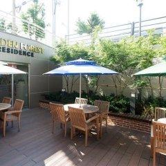 Отель Golden Forest Residence Южная Корея, Сеул - отзывы, цены и фото номеров - забронировать отель Golden Forest Residence онлайн фото 2