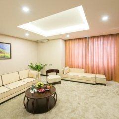 Muong Thanh Hanoi Centre Hotel 3* Представительский люкс с различными типами кроватей фото 4