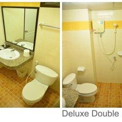 Отель Rambuttri Village Inn & Plaza 3* Номер Делюкс с двуспальной кроватью фото 4