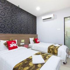 D'Metro Hotel 3* Стандартный номер с 2 отдельными кроватями