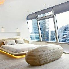 Апартаменты Sky Apartments Rentals Service Студия Делюкс с различными типами кроватей фото 16