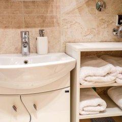 Отель C5 Apartments Сербия, Белград - отзывы, цены и фото номеров - забронировать отель C5 Apartments онлайн ванная