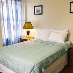 Отель Green Point YMCA Стандартный номер с 2 отдельными кроватями (общая ванная комната)