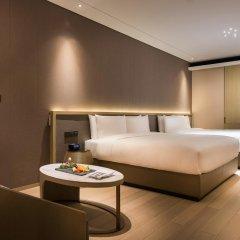 Отель Novotel Shanghai Clover 4* Студия с различными типами кроватей фото 2
