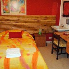 Отель Seven Rooms 2* Стандартный номер с различными типами кроватей (общая ванная комната)