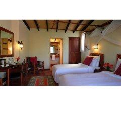 Отель Sarova Lion Hill Game Lodge 4* Стандартный номер с различными типами кроватей фото 2